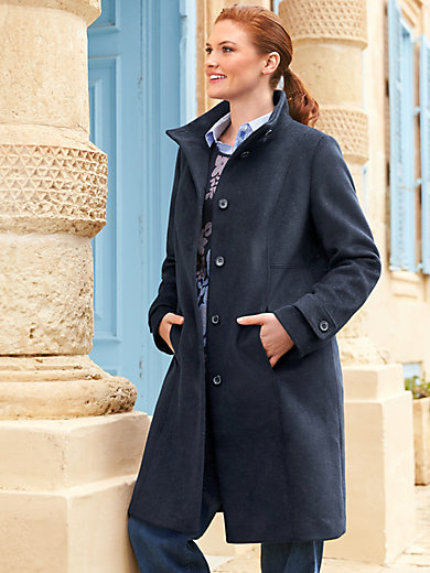 Anna Aura - A-line coat