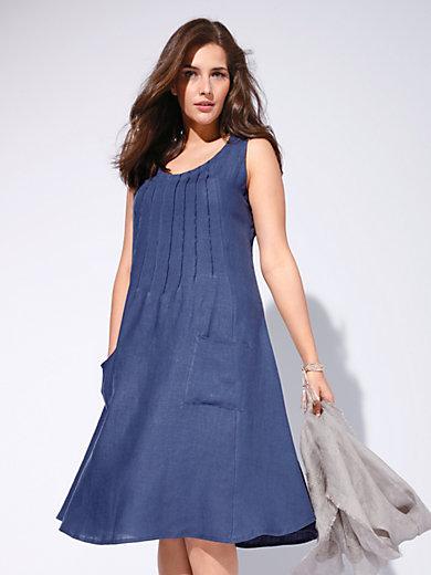 Anna Aura - Ärmelloses Kleid aus 100% Leinen