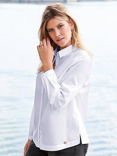 Anna Aura - Blouse with shirt collar
