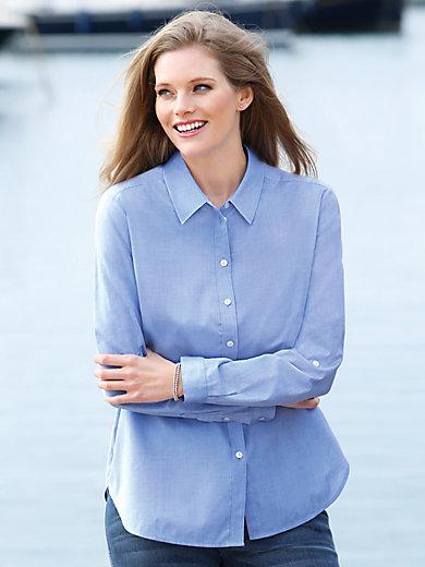 Anna Aura - Bluse af 100% bomuld