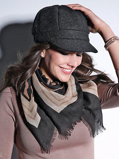 Anna Aura - Cap in 100% wool