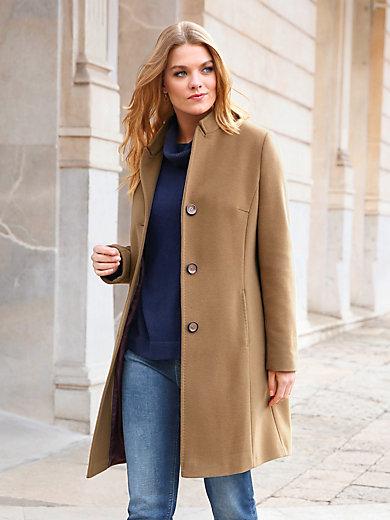 Anna Aura - Coat with a raised collar