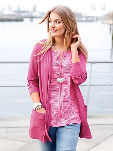 Anna Aura - Jacket with long sleeves