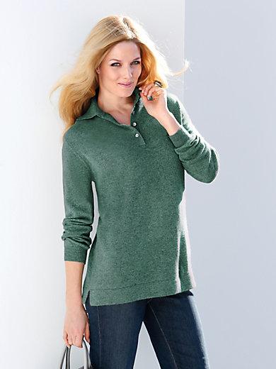 Anna Aura - Jumper in 100% cashmere - design PEGGY
