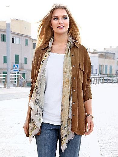 Anna Aura - La chemise en cuir