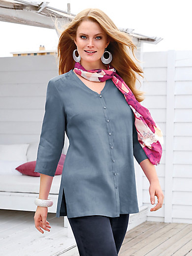 Anna Aura - Lang skjorte