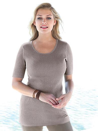 Anna Aura - Le pull à manches courtes
