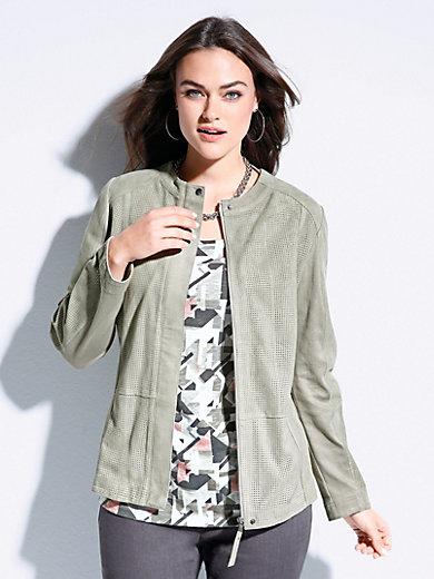 Anna Aura - Leren jasje