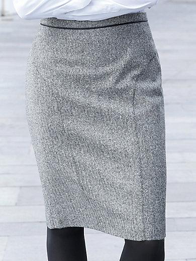 Anna Aura - Nederdel – glat facon