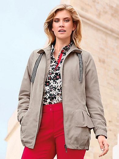 Anna Aura - Outdoor-Jacke mit Stehkragen