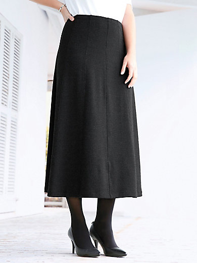 Anna Aura - Pull-on jersey skirt