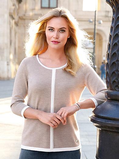 Anna Aura - Pullover aus 100% Schurwolle von BIELLA YARN