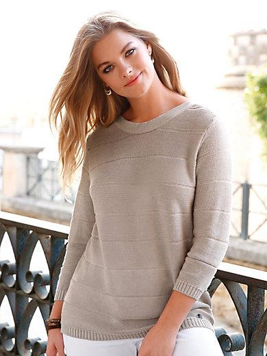 Anna Aura - Pullover aus Leinen mit Seide