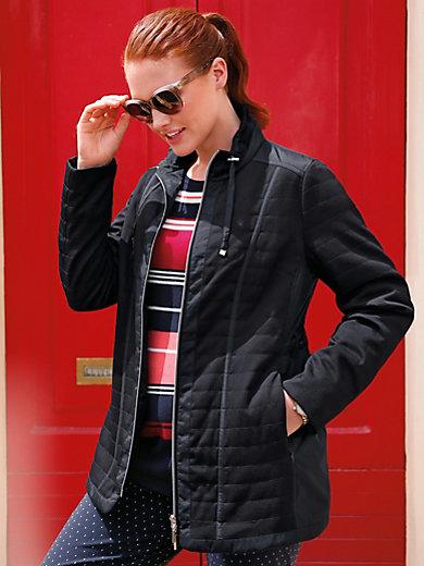 7f42c965 Anna Aura - Quiltet jakke - Marine