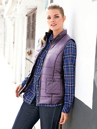 Anna Aura - Quiltet vest