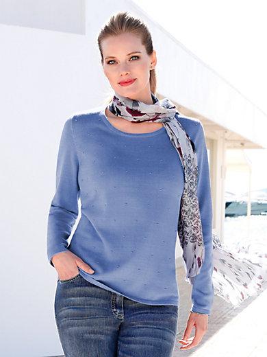 Anna Aura - Rundhals-Pullover