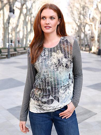 Anna Aura - Rundhals-Shirt mit 1/1-Arm