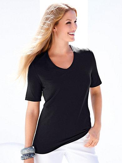Anna Aura - Shirt met V-hals
