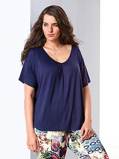 Anna Aura - Shirt mit V-Ausschnitt