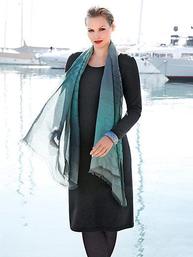 Anna Aura - Strikkjole 100% ren ny uld
