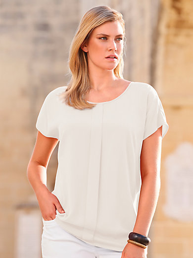 Anna Aura - Top with slimming front panel