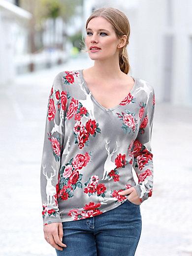 Anna Aura - V-bluse