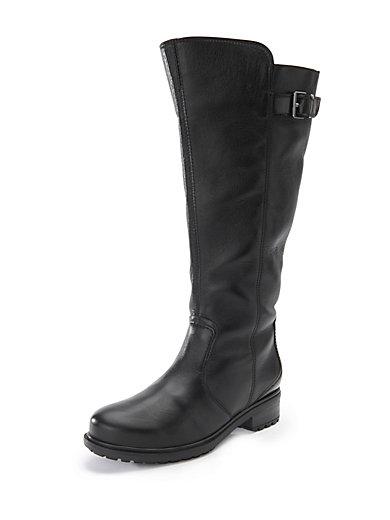 Les bottes 100% cuir