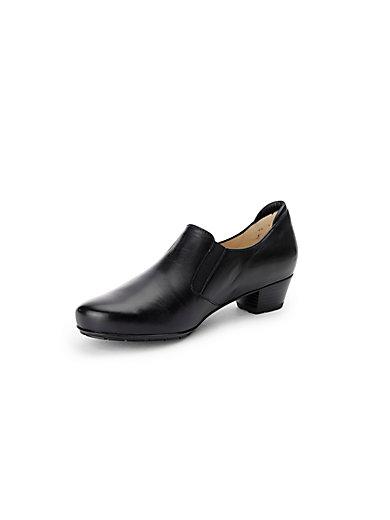 Chaussures Noir Cuir En Les Nappa Ara Sqvaw0xc