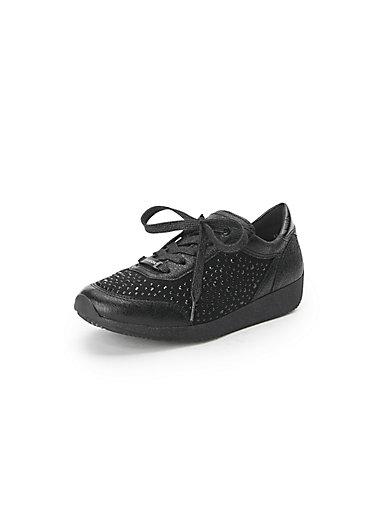 ARA Les sneakers Lissabon Fusion4 en cuir Femme Chaussures