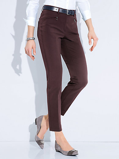 Atelier Gardeur - Ankle-length trousers - Design DINA 2 Slim