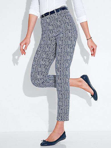 Atelier Gardeur - Knöchellange Hose – Modell DENISE