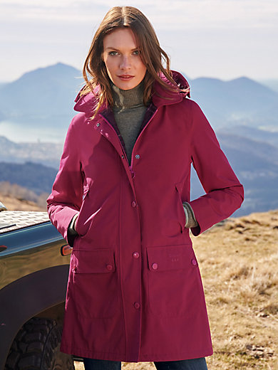 Barbour - functional jacket