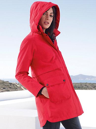 Barbour - Wasserfeste Jacke mit abnehmbarer Kapuze
