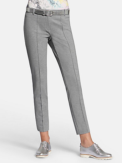 Basler - Ankle-length jersey trousers