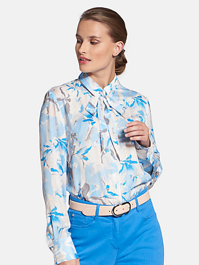 Basler - Blouse with detachable bow