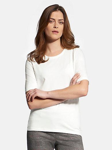 e183d1109c5 Bluse med korte ærmer