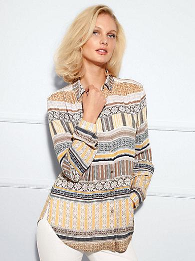 Basler - Bluse mit 1/1 Arm und längerer Form