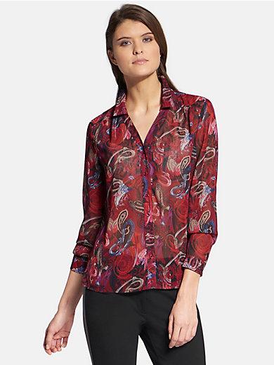 Basler - Bluse mit Kellerfalte