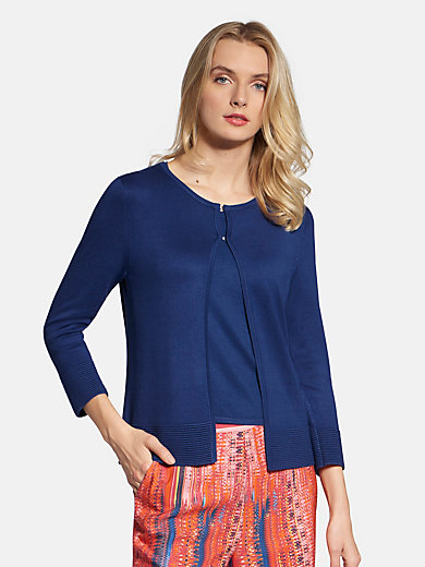 Basler - Cardigan with 3/4-length sleeves
