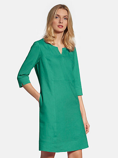 Basler - Dress with 3/4-length sleeves