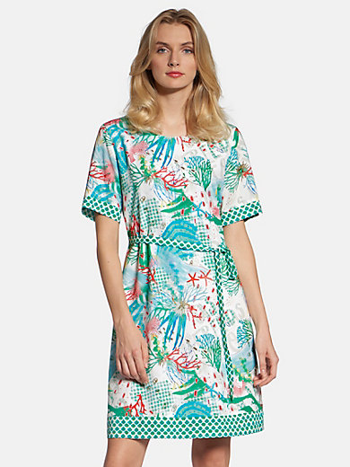 Basler - Dress with short sleeves