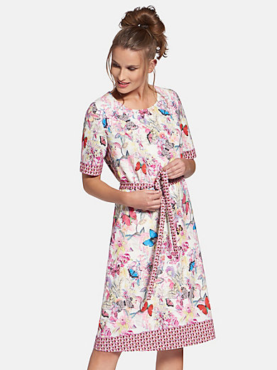 Basler - Dress with short sleeves