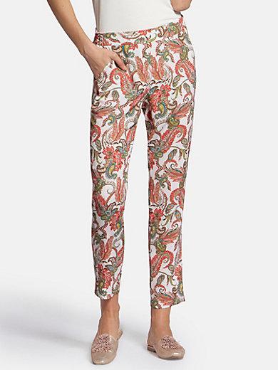 Basler - Enkellange broek in jogg-pant-stijl