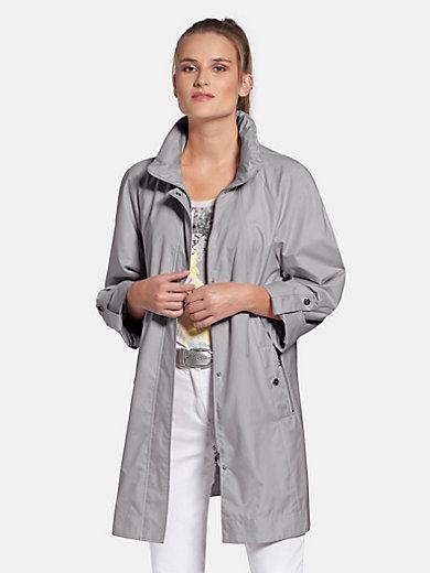 Basler - Jacke mit gerafftem Stehkragen