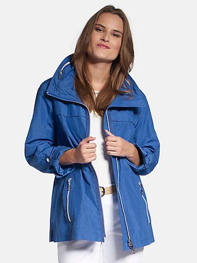 Basler - Jacke mit Kapuze im Stehkragen