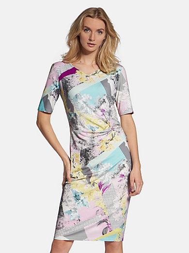 Basler - Jersey dress with short sleeves