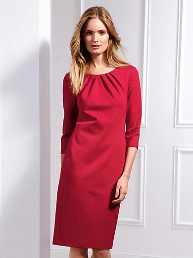 Basler - Jerseykjole med 3/4-lange ærmer