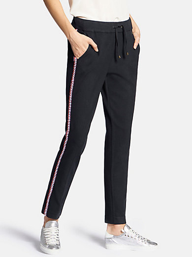 Basler - Jogger style trousers