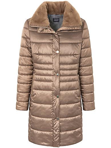Basler - La longue veste matelassée en thermopolaire