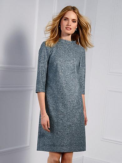 Basler - La robe, manches 3/4, col officier et poches